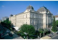 neue Hauptgebäude der TU Graz