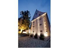 Als akademie.GERAS Teilnehmer vergünstigt nächtigen Kunst & Kultur Seminarhotel Geras****